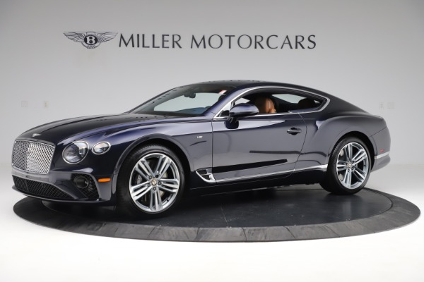 New 2020 Bentley Continental GT V8 for sale $240,935 at Maserati of Westport in Westport CT 06880 2