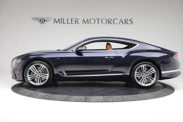 New 2020 Bentley Continental GT V8 for sale $240,935 at Maserati of Westport in Westport CT 06880 3