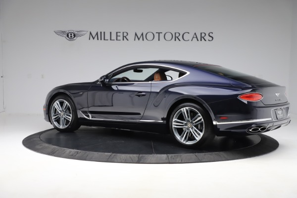 New 2020 Bentley Continental GT V8 for sale $240,935 at Maserati of Westport in Westport CT 06880 4