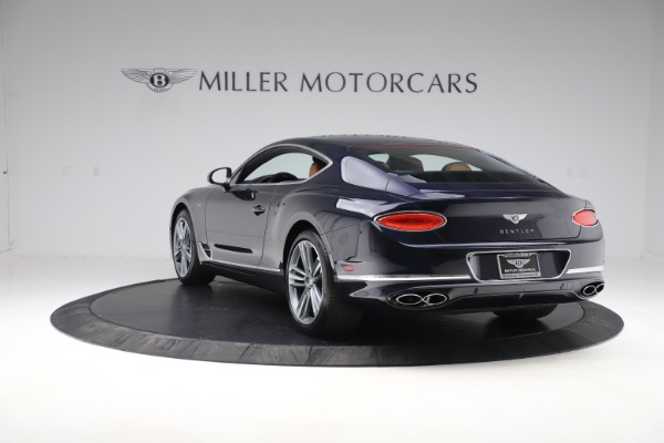 New 2020 Bentley Continental GT V8 for sale $240,935 at Maserati of Westport in Westport CT 06880 5