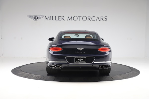 New 2020 Bentley Continental GT V8 for sale $240,935 at Maserati of Westport in Westport CT 06880 6