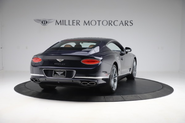 New 2020 Bentley Continental GT V8 for sale $240,935 at Maserati of Westport in Westport CT 06880 7