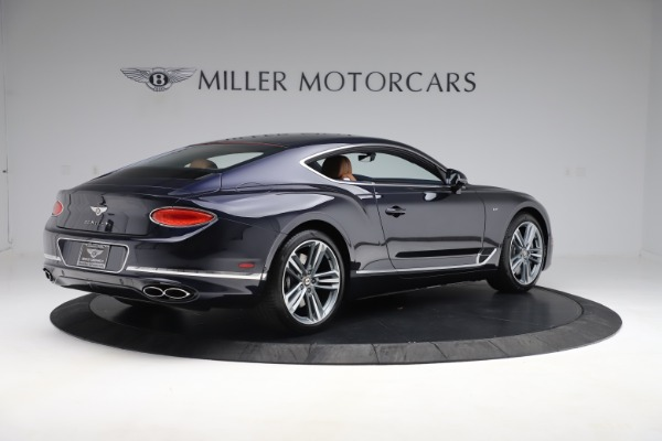New 2020 Bentley Continental GT V8 for sale $240,935 at Maserati of Westport in Westport CT 06880 8