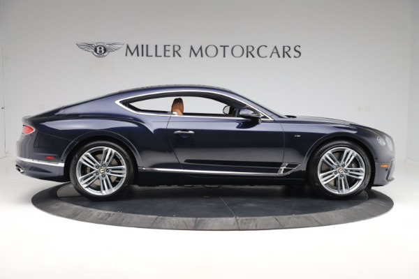 New 2020 Bentley Continental GT V8 for sale $240,935 at Maserati of Westport in Westport CT 06880 9