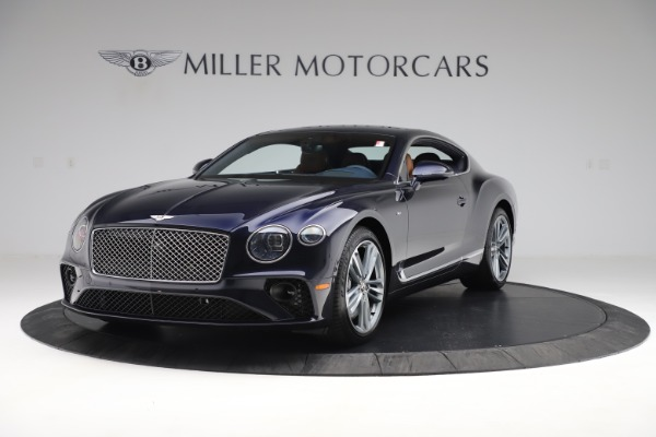 New 2020 Bentley Continental GT V8 for sale Call for price at Maserati of Westport in Westport CT 06880 1