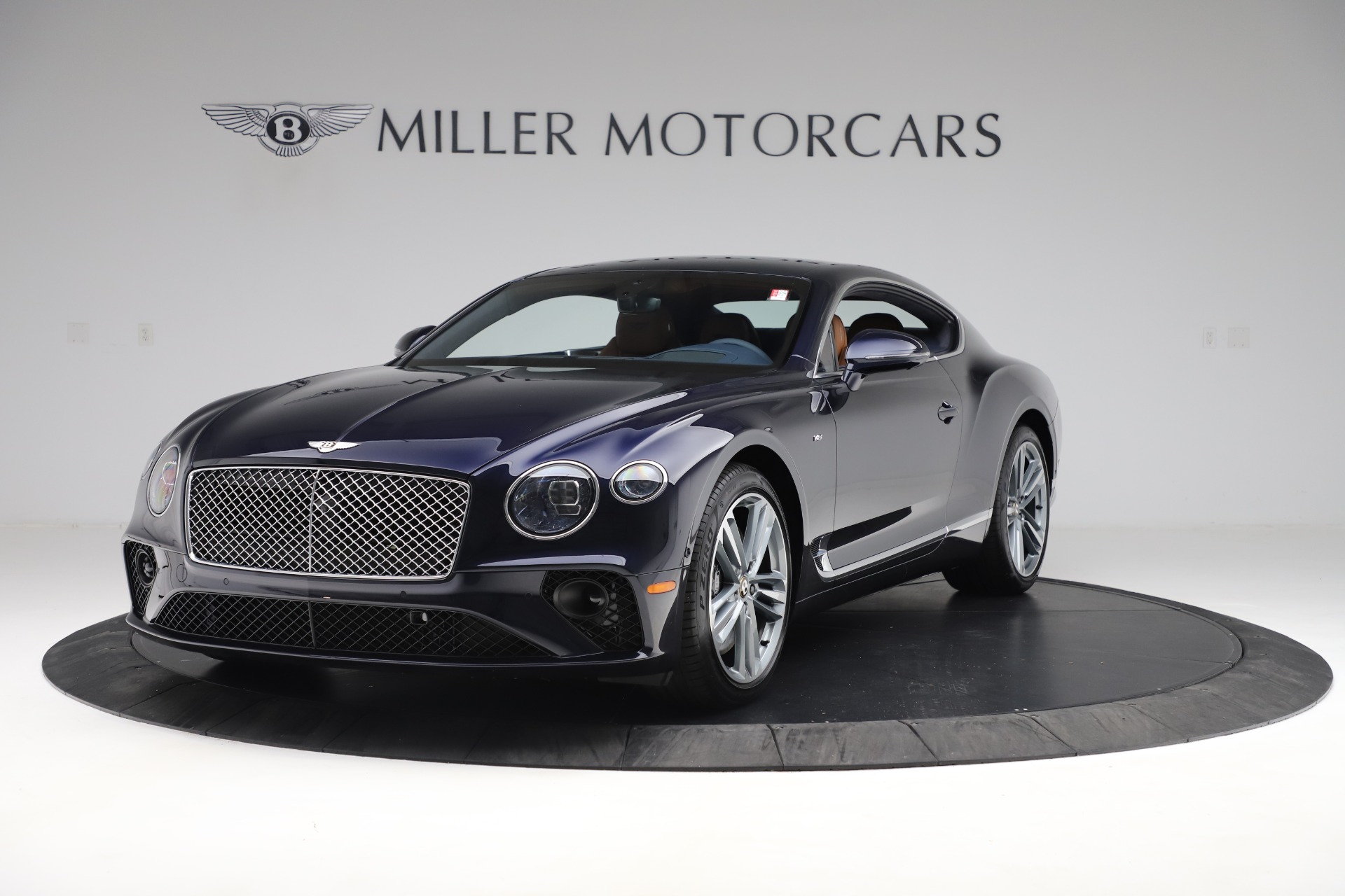 New 2020 Bentley Continental GT V8 for sale $240,935 at Maserati of Westport in Westport CT 06880 1