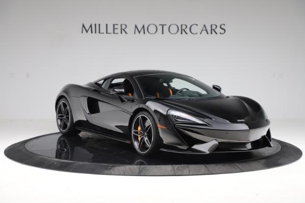 Used 2017 McLaren 570S Coupe for sale $161,900 at Maserati of Westport in Westport CT 06880 10