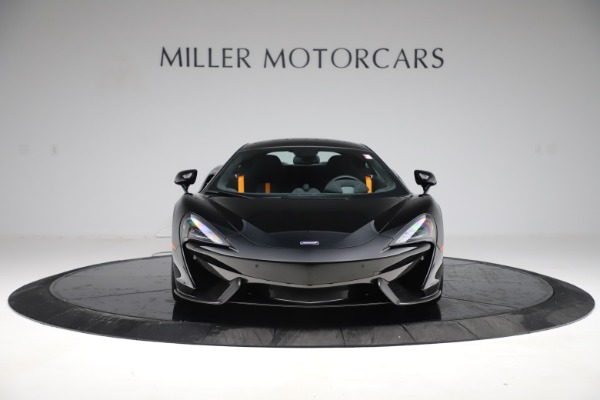 Used 2017 McLaren 570S Coupe for sale $161,900 at Maserati of Westport in Westport CT 06880 11