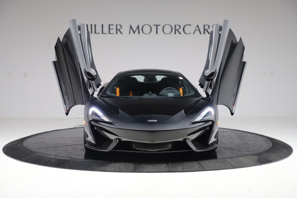 Used 2017 McLaren 570S Coupe for sale Sold at Maserati of Westport in Westport CT 06880 12