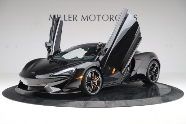 Used 2017 McLaren 570S Coupe for sale $161,900 at Maserati of Westport in Westport CT 06880 13