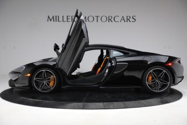 Used 2017 McLaren 570S Coupe for sale $161,900 at Maserati of Westport in Westport CT 06880 14