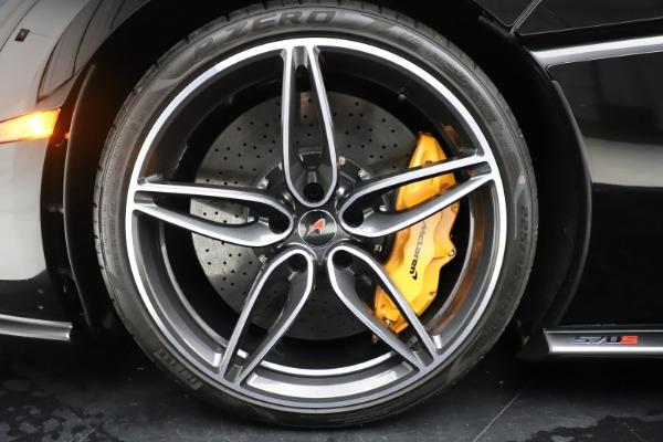 Used 2017 McLaren 570S Coupe for sale $161,900 at Maserati of Westport in Westport CT 06880 15