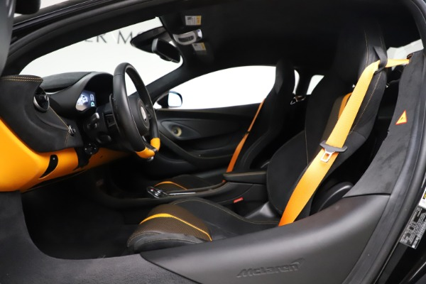 Used 2017 McLaren 570S Coupe for sale Sold at Maserati of Westport in Westport CT 06880 17