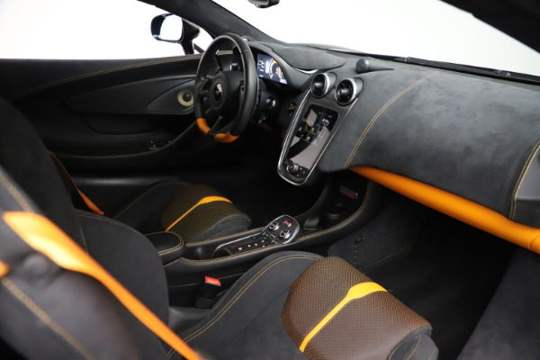 Used 2017 McLaren 570S Coupe for sale Sold at Maserati of Westport in Westport CT 06880 19