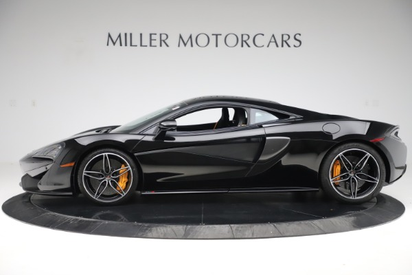 Used 2017 McLaren 570S Coupe for sale Sold at Maserati of Westport in Westport CT 06880 2