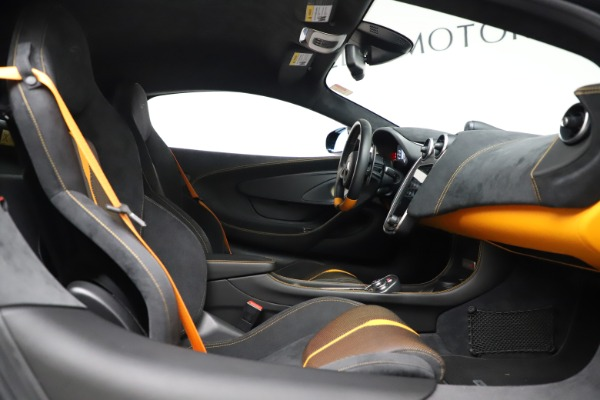 Used 2017 McLaren 570S Coupe for sale Sold at Maserati of Westport in Westport CT 06880 20