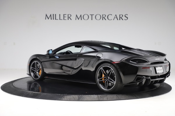 Used 2017 McLaren 570S Coupe for sale Sold at Maserati of Westport in Westport CT 06880 3