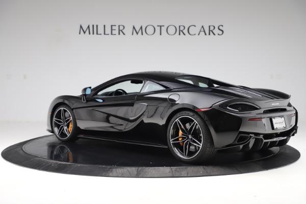 Used 2017 McLaren 570S Coupe for sale $161,900 at Maserati of Westport in Westport CT 06880 3
