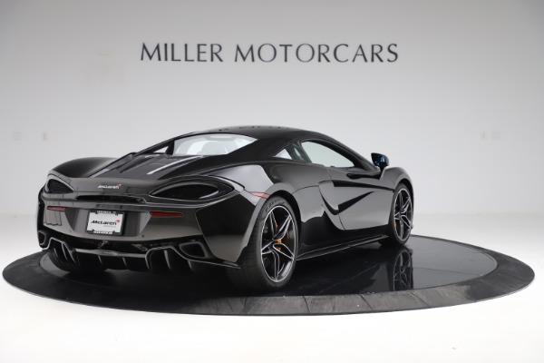 Used 2017 McLaren 570S Coupe for sale $161,900 at Maserati of Westport in Westport CT 06880 6