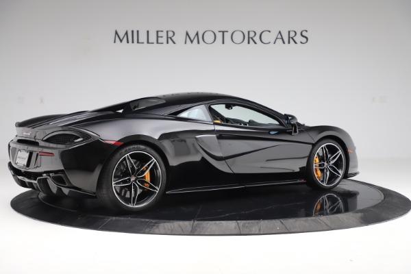 Used 2017 McLaren 570S Coupe for sale $161,900 at Maserati of Westport in Westport CT 06880 7