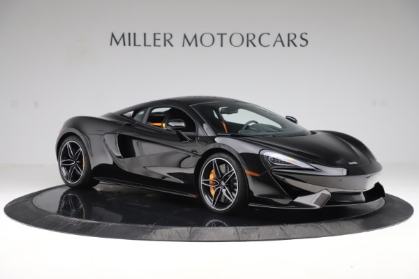 Used 2017 McLaren 570S Coupe for sale Sold at Maserati of Westport in Westport CT 06880 9