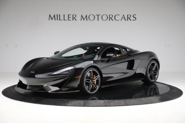 Used 2017 McLaren 570S Coupe for sale $161,900 at Maserati of Westport in Westport CT 06880 1