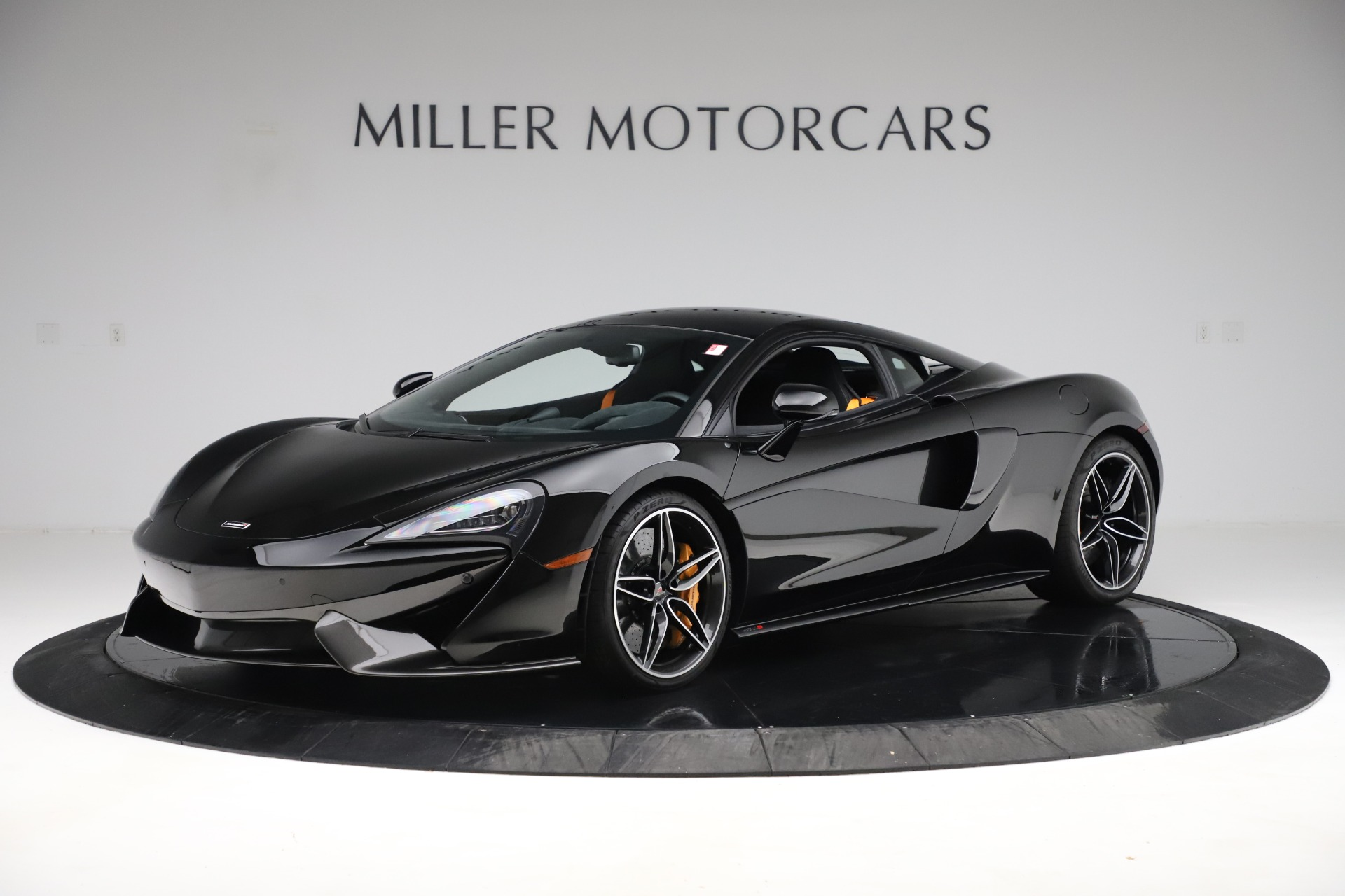 Used 2017 McLaren 570S Coupe for sale Sold at Maserati of Westport in Westport CT 06880 1