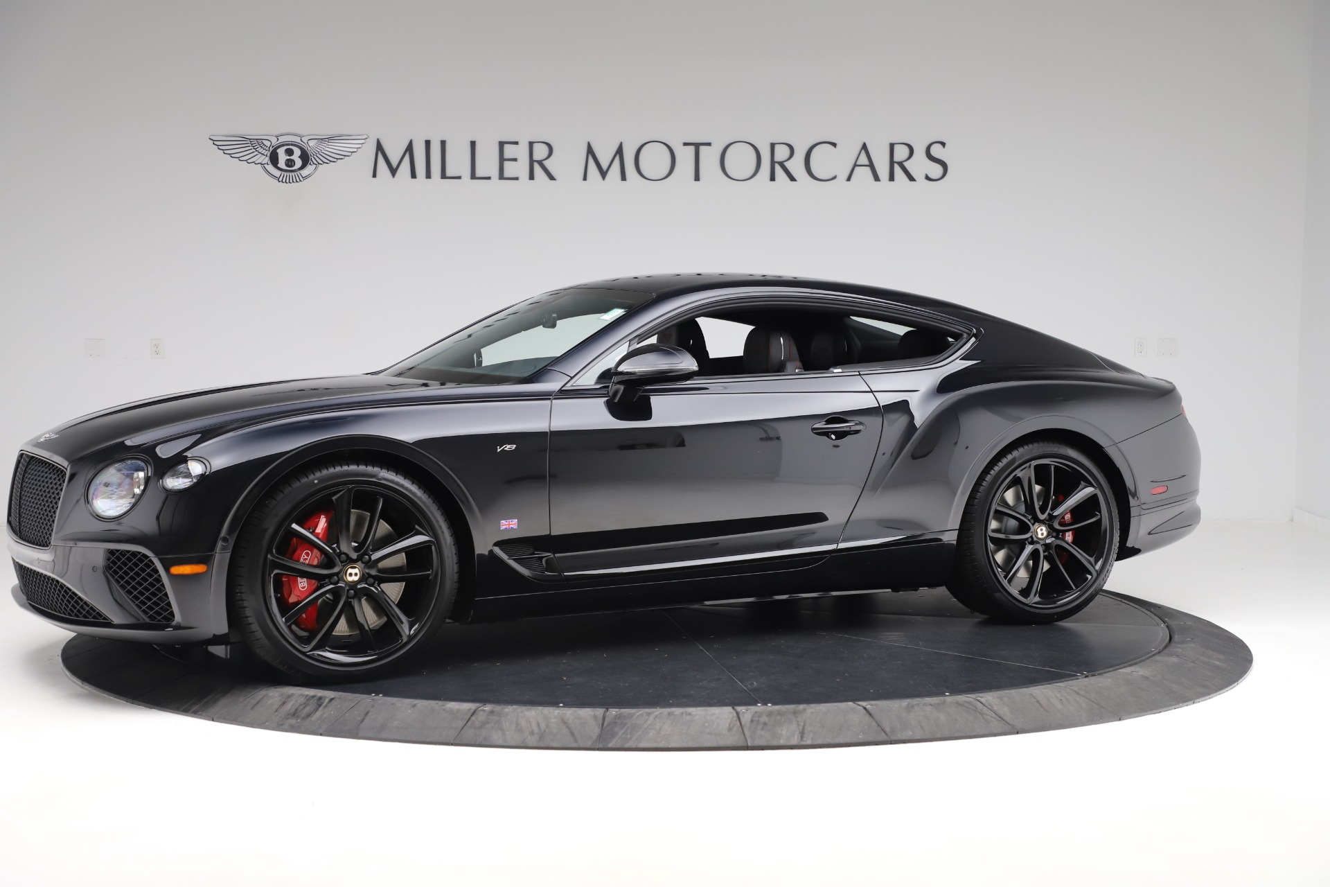 Pre Owned 2020 Bentley Continental Gt V8 For Sale Special Pricing Maserati Of Westport Stock R531a