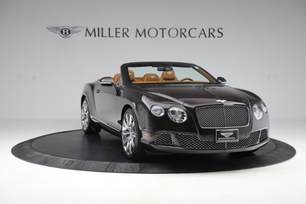 Used 2013 Bentley Continental GT W12 for sale Sold at Maserati of Westport in Westport CT 06880 11