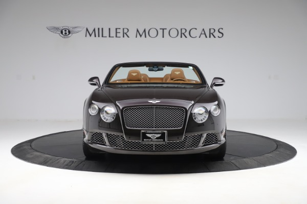 Used 2013 Bentley Continental GT W12 for sale Sold at Maserati of Westport in Westport CT 06880 12