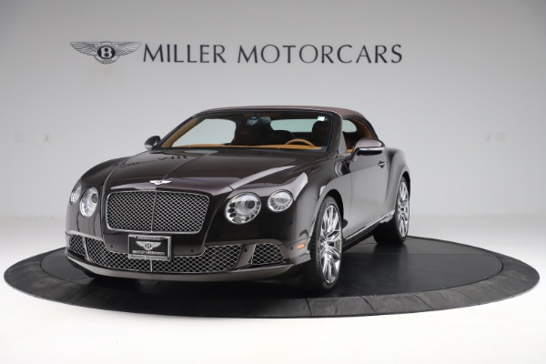 Used 2013 Bentley Continental GT W12 for sale Sold at Maserati of Westport in Westport CT 06880 13