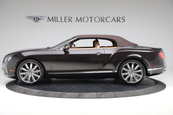 Used 2013 Bentley Continental GT W12 for sale Sold at Maserati of Westport in Westport CT 06880 14