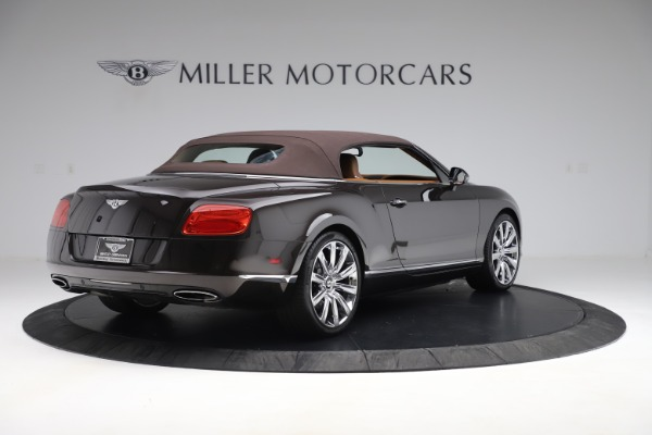 Used 2013 Bentley Continental GT W12 for sale Sold at Maserati of Westport in Westport CT 06880 16