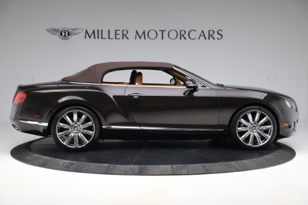 Used 2013 Bentley Continental GT W12 for sale Sold at Maserati of Westport in Westport CT 06880 17