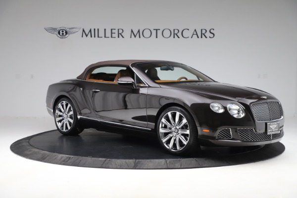 Used 2013 Bentley Continental GT W12 for sale Sold at Maserati of Westport in Westport CT 06880 18