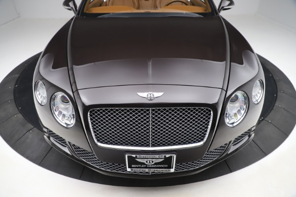 Used 2013 Bentley Continental GT W12 for sale Sold at Maserati of Westport in Westport CT 06880 19