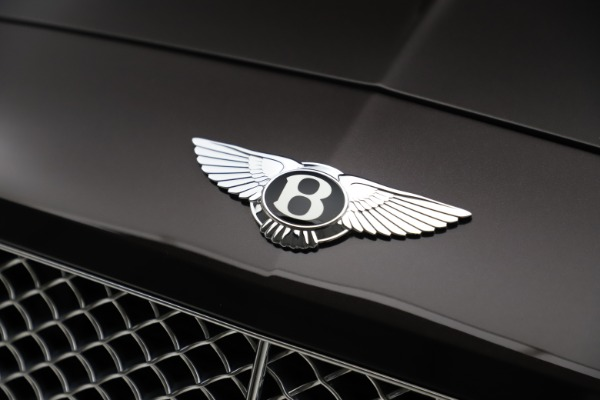 Used 2013 Bentley Continental GT W12 for sale Sold at Maserati of Westport in Westport CT 06880 20