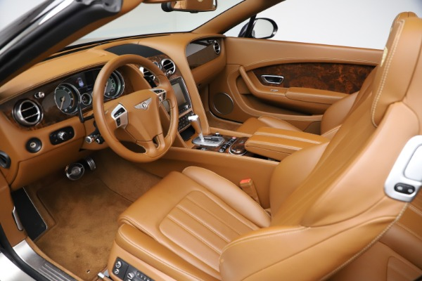 Used 2013 Bentley Continental GT W12 for sale Sold at Maserati of Westport in Westport CT 06880 23