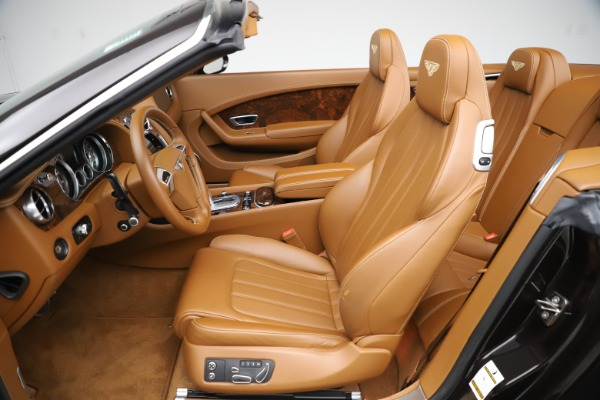 Used 2013 Bentley Continental GT W12 for sale Sold at Maserati of Westport in Westport CT 06880 24
