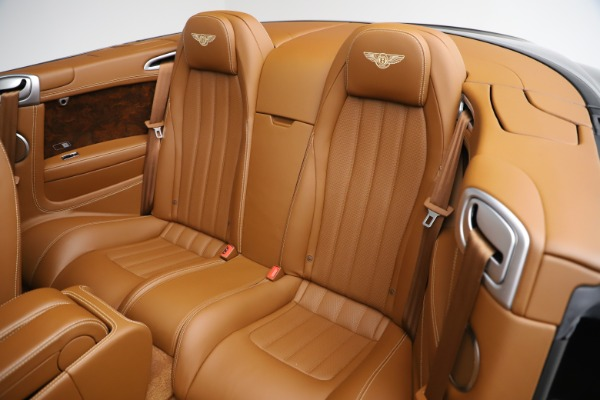 Used 2013 Bentley Continental GT W12 for sale Sold at Maserati of Westport in Westport CT 06880 28