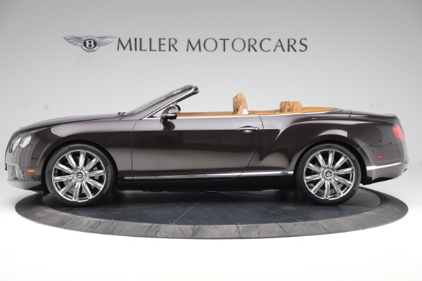 Used 2013 Bentley Continental GT W12 for sale Sold at Maserati of Westport in Westport CT 06880 3