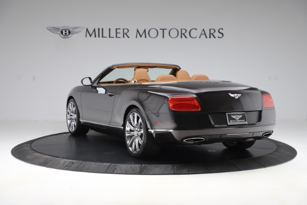 Used 2013 Bentley Continental GT W12 for sale Sold at Maserati of Westport in Westport CT 06880 5