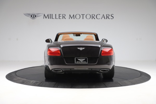 Used 2013 Bentley Continental GT W12 for sale Sold at Maserati of Westport in Westport CT 06880 6