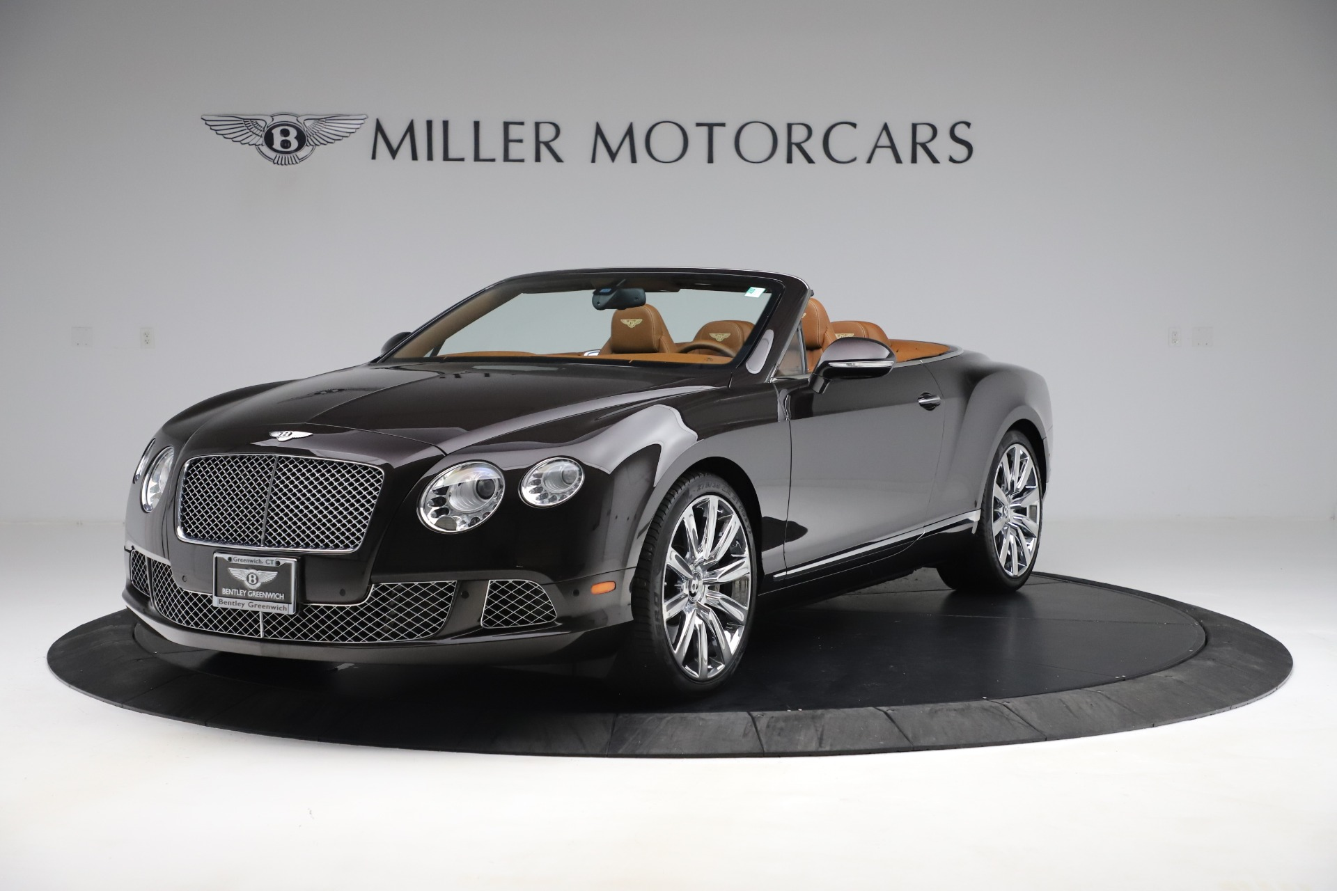 Used 2013 Bentley Continental GT W12 for sale Sold at Maserati of Westport in Westport CT 06880 1