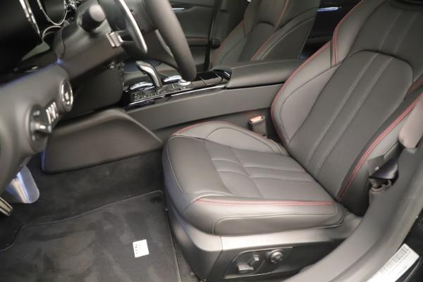 New 2019 Maserati Quattroporte S Q4 GranSport for sale $130,855 at Maserati of Westport in Westport CT 06880 15