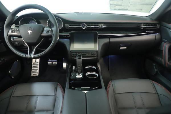 New 2019 Maserati Quattroporte S Q4 GranSport for sale $130,855 at Maserati of Westport in Westport CT 06880 16