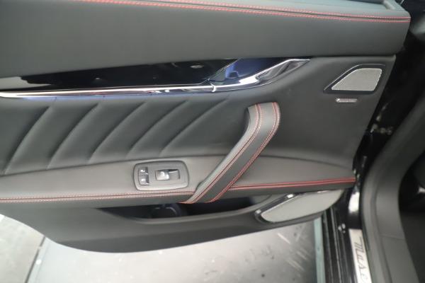 New 2019 Maserati Quattroporte S Q4 GranSport for sale $130,855 at Maserati of Westport in Westport CT 06880 21