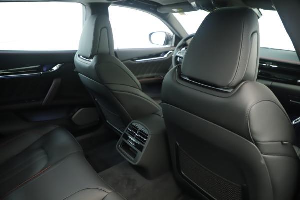 New 2019 Maserati Quattroporte S Q4 GranSport for sale $130,855 at Maserati of Westport in Westport CT 06880 28