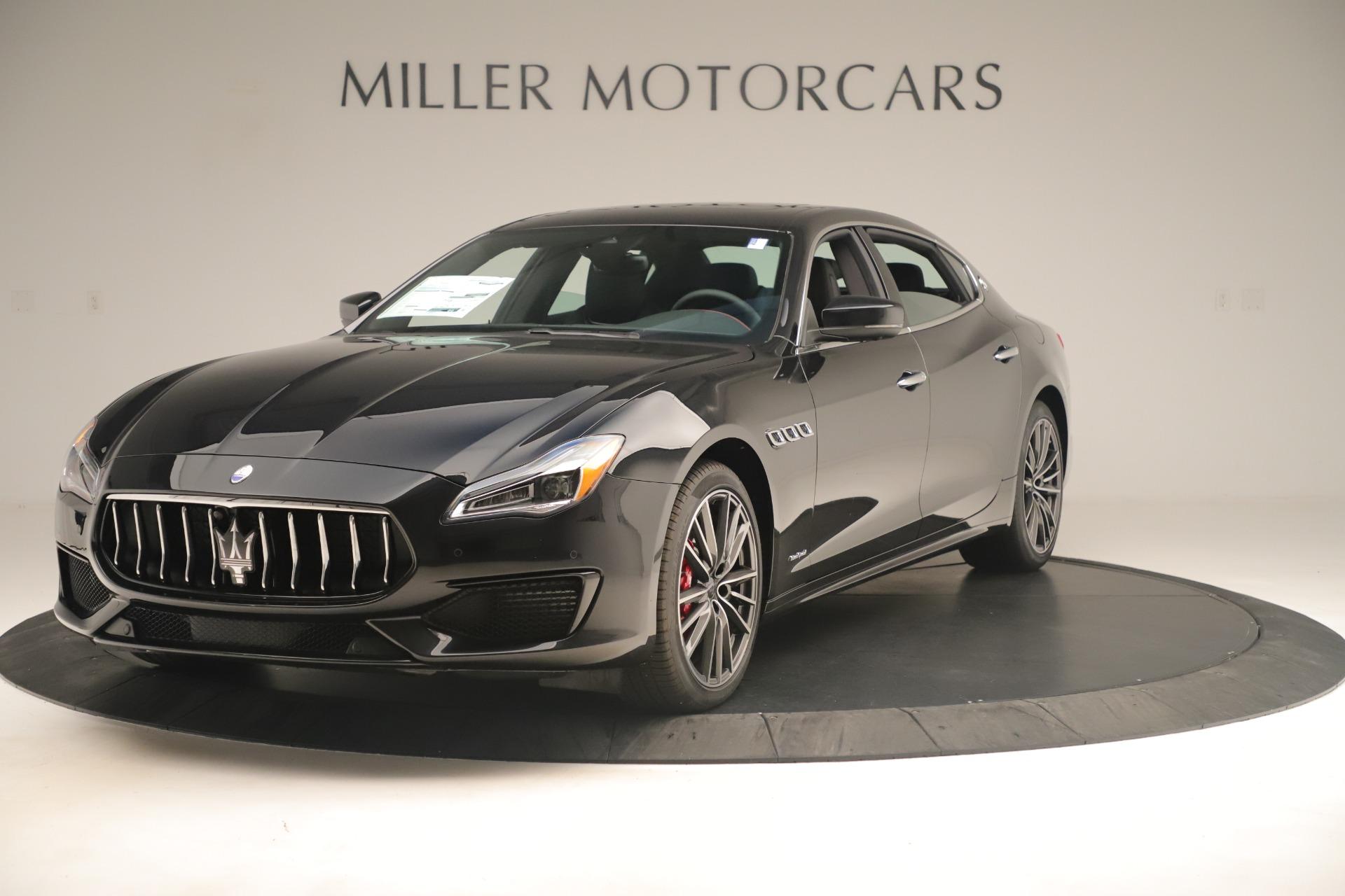 New 2019 Maserati Quattroporte S Q4 GranSport for sale $130,855 at Maserati of Westport in Westport CT 06880 1