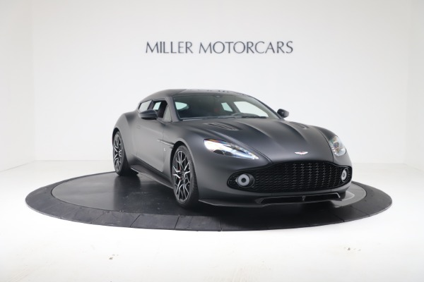 New 2019 Aston Martin Vanquish Zagato Shooting Brake for sale Sold at Maserati of Westport in Westport CT 06880 11